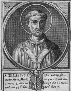 St. Gelasius