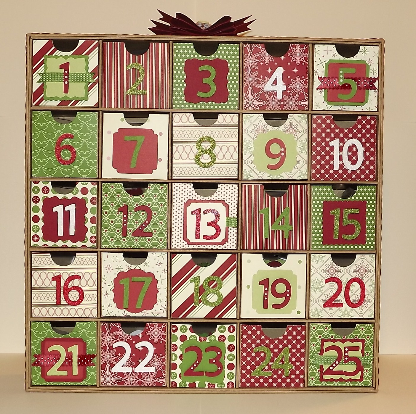 Advent Calendar Diy Kit : How long is advent thedailymass daily catholic mass