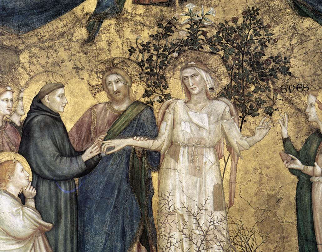 Lady Poverty Visits the Vatican: A Letter From Francis of Assisi to Clare