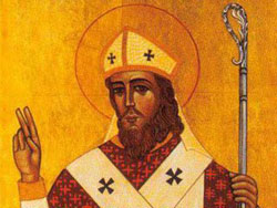 St. Hilary, Pope