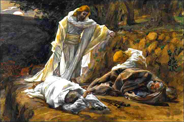 Monday – Second Week of Lent
