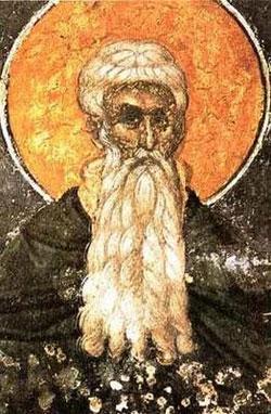 St. Arsenius the Great