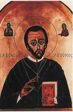 St. Alphonsus Marie Liguori