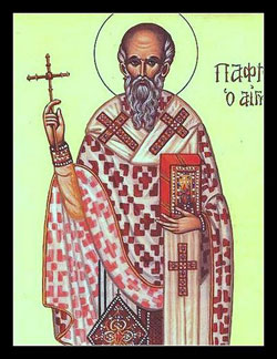 St. Paphnutius