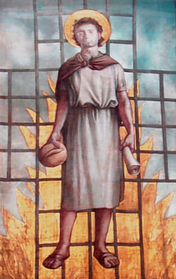 St. Lawrence – Martyr