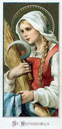 St. Notburga