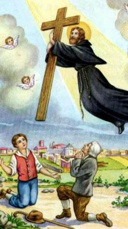 St. Joseph of Cupertino