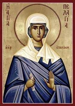 St. Pelagia