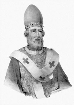 Pope Saint Damasus I