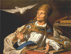 Pope Saint Gregory III