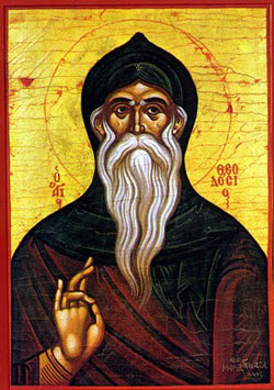 St. Theodosius the Cenobiarch