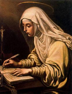 St. Catherine de Ricci