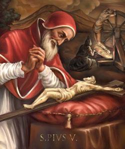 St. Pius V, Pope